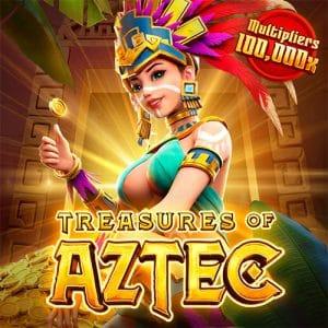 ทดลองเล่น Treasure of Aztec