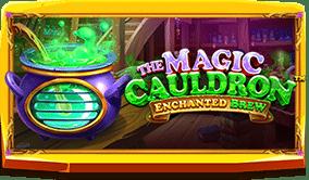The Magic Cauldron – Enchanted Brew