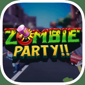Zombie party icon