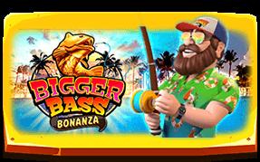 สล็อต Bigger Bass Bonanza