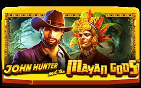 สล็อต John Hunter and the Mayan Gods