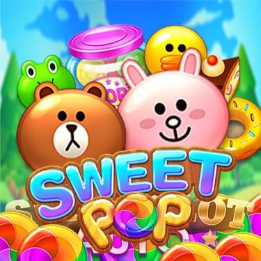 ทดลองเล่น สล็อต sweet pop