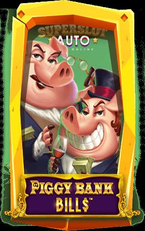 Piggy Bank Bills show hot