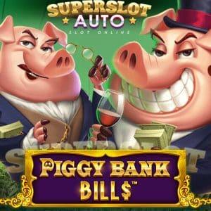 Piggy Bank Bills slot demo