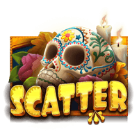 Scatter Day of Dead