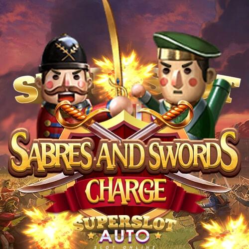 สล็อต Sabres and Swords Charge