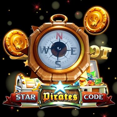 สล็อต Star Pirates Code