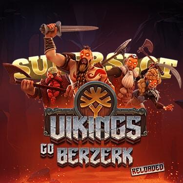 สล็อต Vikings Go Berzerk Reloaded