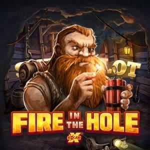 สล็อต FIRE IN THE HOLE XBOMB