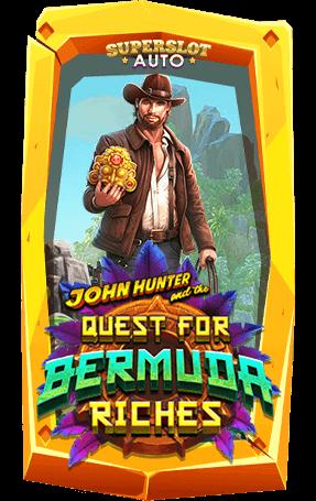 สล็อต John Hunter and the Quest for Bermuda Riches