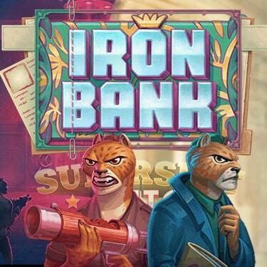 สล็อต Iron Bank
